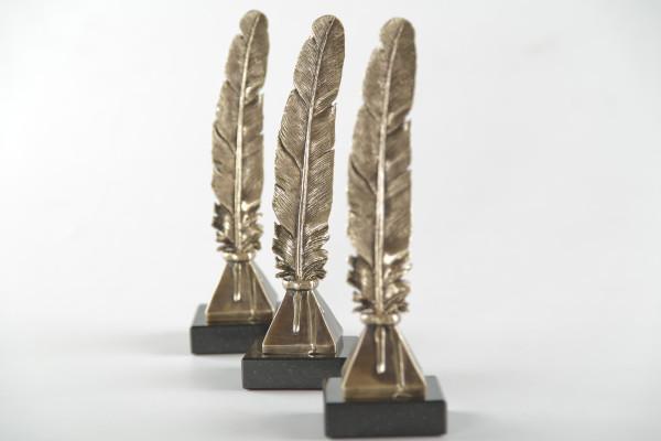 Obraz a słowo - statuetki Gęsie Pióra