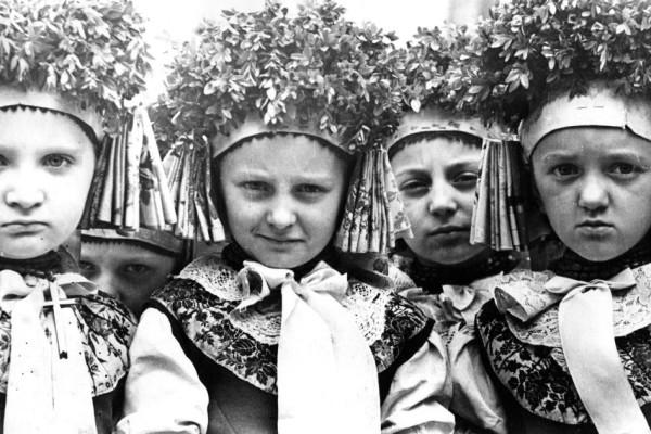 Fotografia zezbiorów Muzeum Górnośląskiego