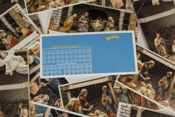 Kartki świąteczne, fot.Witalis Szołtys