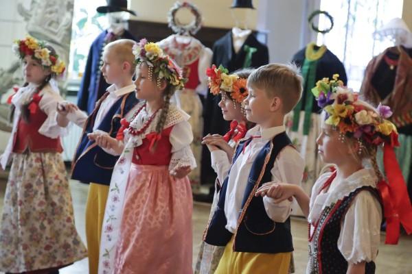 Uczestnicy X Regionalnego Konkursu Gwar Śląskich, fot.Witalis Szołtys