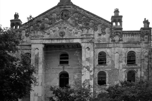 Drohobycz - Wielka Synagoga