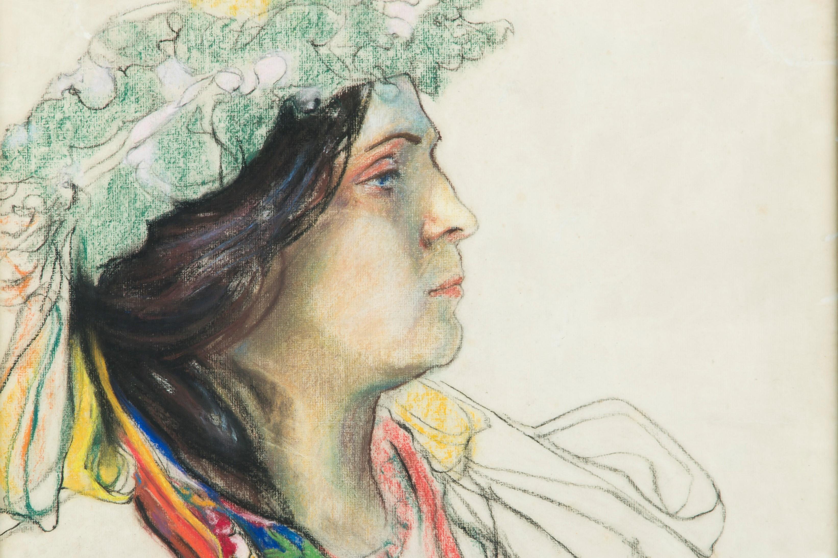 Obraz Wyspiańskiego Z Muzeum Górnośląskiego Promuje Narodowe