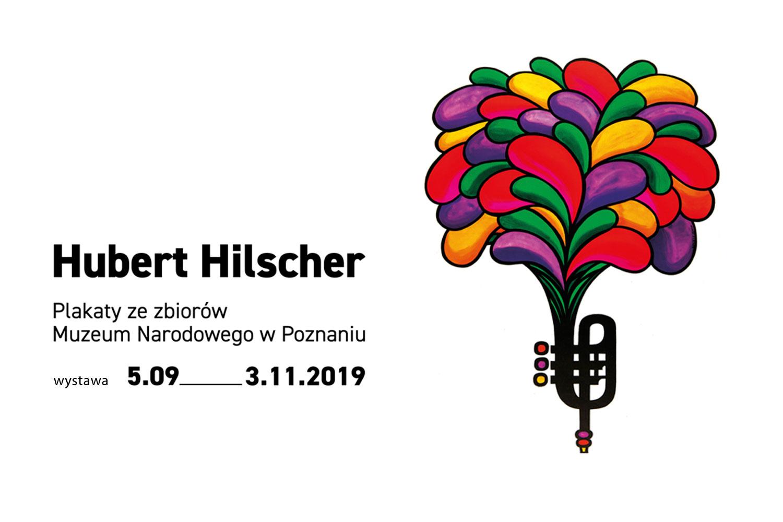 Hubert Hilscher Plakaty Ze Zbiorów Muzeum Narodowego W
